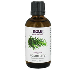 100% Pure & Natural Aromatherapeutic Rosemary Oil