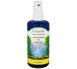 Professional Aromatherapy Floral Water Organic Highland Lavender