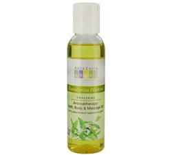 Aromatherapy Bath, Body & Massage Oil Awakening Eucalyptus Harvest CLEARANCE PRICED