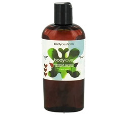 Body Love Flavored Massage Oil Coconut