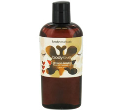 Body Love Flavored Massage Oil Almond Delight