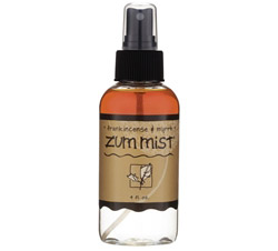 Zum Mist Room/Body Spray Frankincense & Myrrh