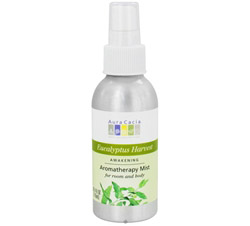 Aromatherapy Mist For Room and Body Awakening Eucalyptus Harvest