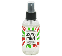 Zum Mist Aromatherapy Room & Body Mist Spearmint-Peppermint