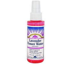 Flower Water Atomizer Mist Sprayer Lavender Flower Water