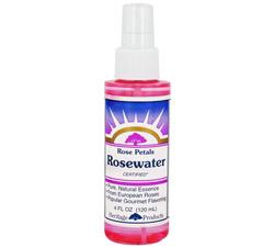 Flower Water Atomizer Mist Sprayer Rose Petals Rosewater