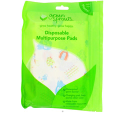 Green Sprouts Disposable Multipurpose Pads 15 in. x 19 in. CLEARANCE PRICED