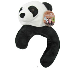 Endangered Species Travel Buddy Neck Pillow and Blanket Giant Panda CLEARANCE PRICED