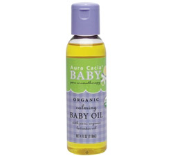 Baby Calming Baby Oil CLEARANCE PRICED