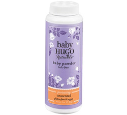 Hugo Baby Powder Soothing Shea Butter