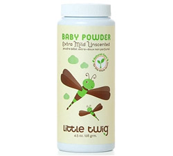 Baby Powder Extra Mild Unscented