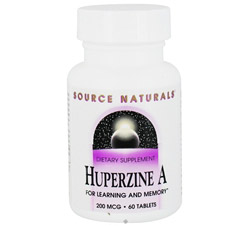 Huperzine A For Learning And Memory 200 mcg.