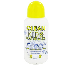 Clean Kids Naturally Detangler Banana Smoothie