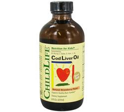 Cod Liver Oil Strawberry