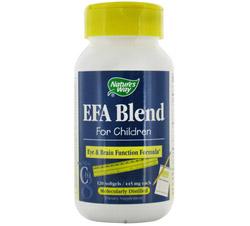 EFA Blend for Children 445 mg.