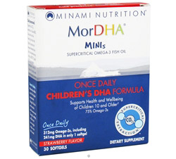 MorDHA Minis Strawberry Formerly I.Q. Formula