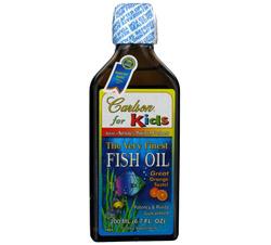 For Kids The Very Finest Norwegian Fish Oil Great Orange Taste