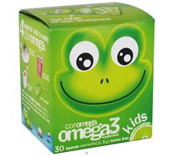 Kids Omega 3 Squeeze Lemon Lime