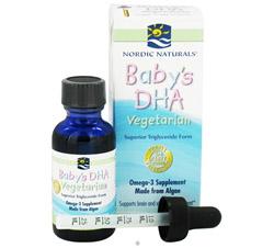 Baby's DHA Vegetarian Liquid