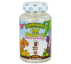 Dinosaurs Ear-A-Sarus for Kids Root Beer