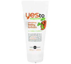 Baby Carrots Nourishing Baby Lotion for Babies and Toddlers