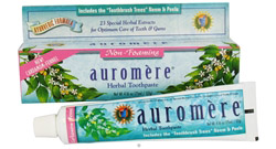 Ayurvedic Herbal Toothpaste Non-Foaming Cardamom-Fennel