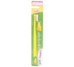 Child's Toothbrush Extra Soft Natural Bristles