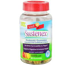 Sustenex Probiotic Gummies