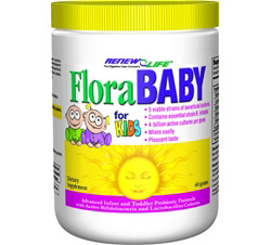 FloraBABY Advanced Infant & Toddler Probiotic