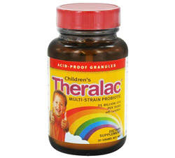 Children's Theralac Mulit-Strain Probiotic