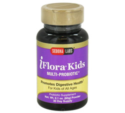 iFlora Kids Multi-Probiotic Powder