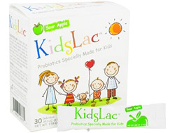 KidsLac Probiotics Sour Apple Flavor - 30 x .053 oz.(1.5 g) Packets