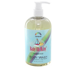 Baby Oh Baby Herbal Body Wash Scented