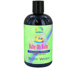 Baby Oh Baby Colloidal Oatmeal Body Wash Unscented