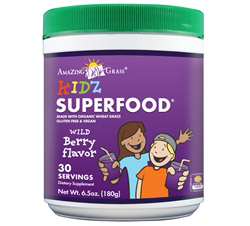 Kidz SuperFood Powder Wild Berry