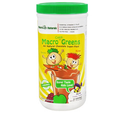 Macro Greens For Kids Coco