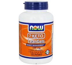 7-Keto Lean Gels 100 mg.