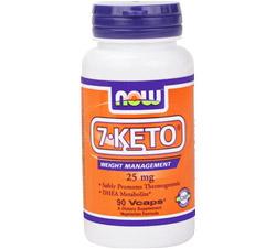 7-Keto Weight Management 25 mg.