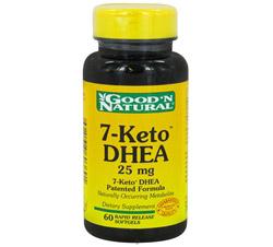7-Keto DHEA 25 mg.