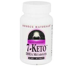 7-Keto DHEA Metabolite 50 mg.