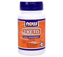 7-Keto 100 mg.