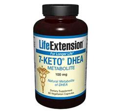 7-Keto DHEA Metabolite 100 mg.