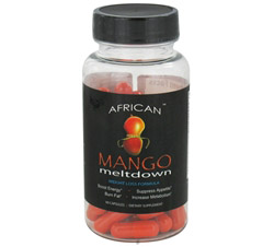 African Mango Meltdown with Caralluma Fimbriata Formerly Core Health