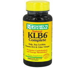Natural KLB6 Complete