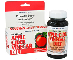 Apple Cider Vinegar Diet Contains Apple Pectin