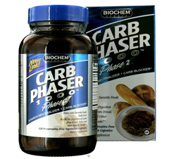 Carb Phaser 1000 Contains White Kidney Bean Extract