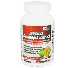 Garcinia Cambogia Extract with White Kidney Bean Extract
