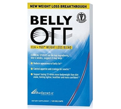 Belly Off CLA + YGD Weight-Loss Blend