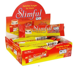 Sinfully Delicious 90 Calorie Chew Bar Very Berry - 12 x .92 oz(26g) Bars