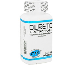 Diuretic Extreme Pre-Contest Muscle Defining Diuretic 3,225 mg.
